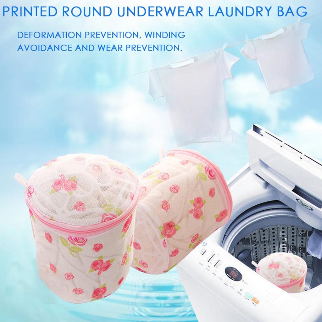 Net Wash Protective Mesh Laundry Wash Bags Bra Underwear Machine Laundry Bag Dropshipping Mar16