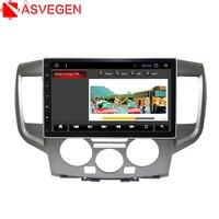 Asvegen Сенсорный экран Android 6.0 4 ядра автомобиля Радио мультимедийный плеер стерео GPS навигации для Nissan NV200 2010 2011 2012