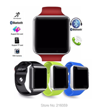A1 SIM TF bluetooth smart watch watch for apple Android smartwatch iphone PK M26 GT08 A1