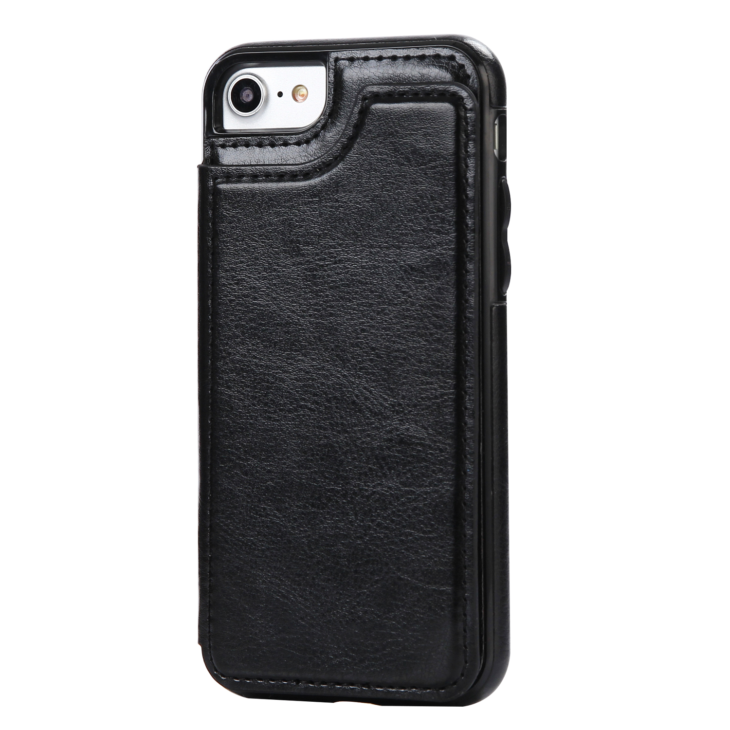 Aliexpress buy pu leather wallet card slot case for iphone x aliexpress buy pu leather wallet card slot case for iphone x 7 7plus business card holder back cover phone case for iphone 6 6s plus from reliable magicingreecefo Images