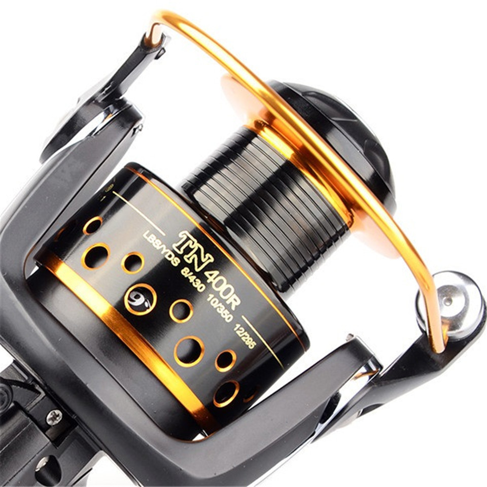 New pre loading spinning wheel spin spin reel for New fishing gear