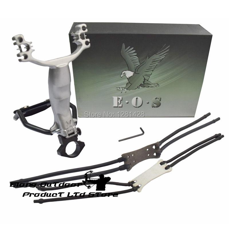 2019 New Eagle de Sniper G7 Fronde Poignet Catapult Fronde Caoutchouc Estilingue Chasse Caza Chasse Tir Livraison Gratuite