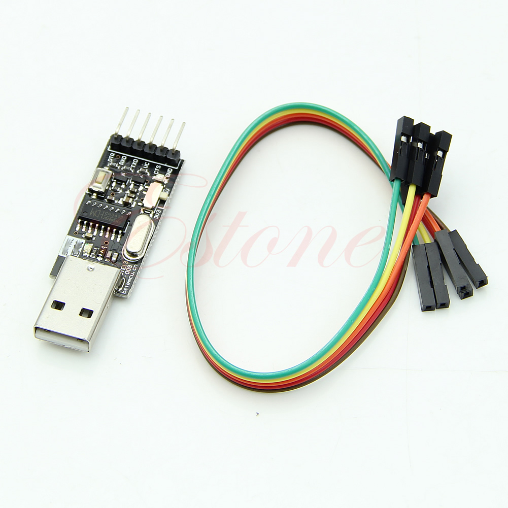 USB2.0 6Pin CH340G Converter For STC Arduino PRO Instead Of CP2102 PL2303 To TTL