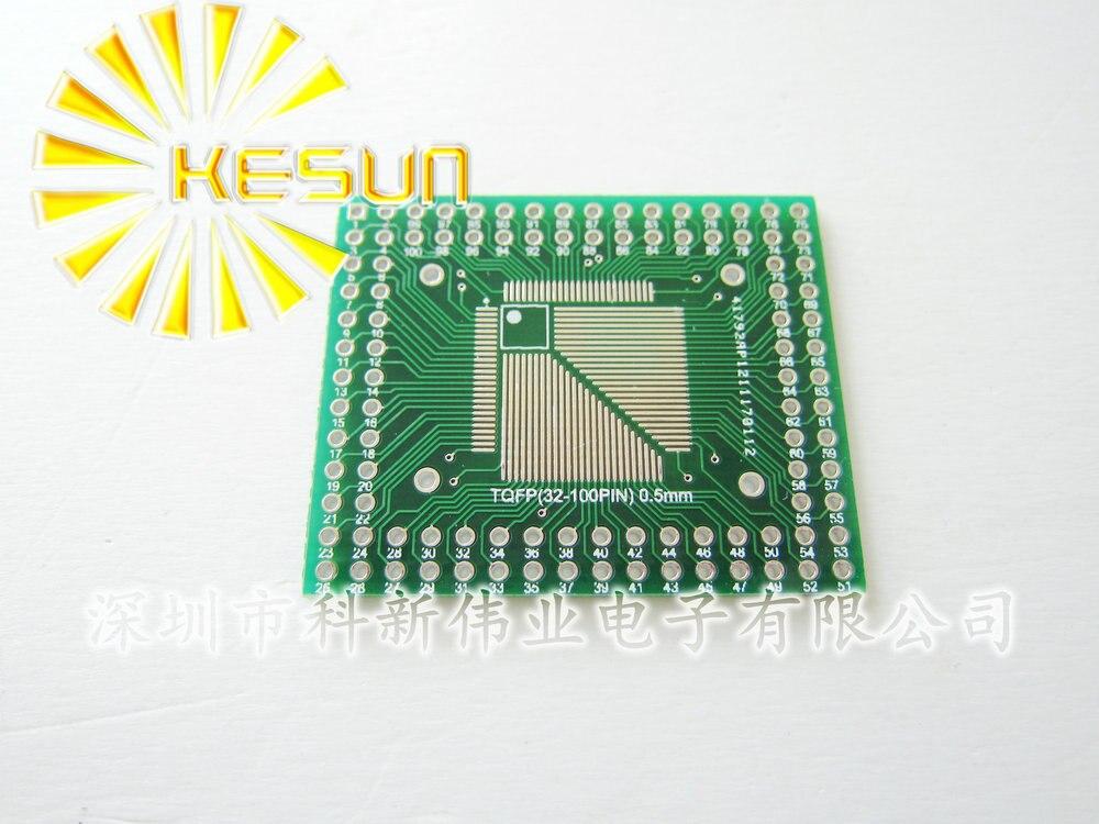 qfp32 адаптер