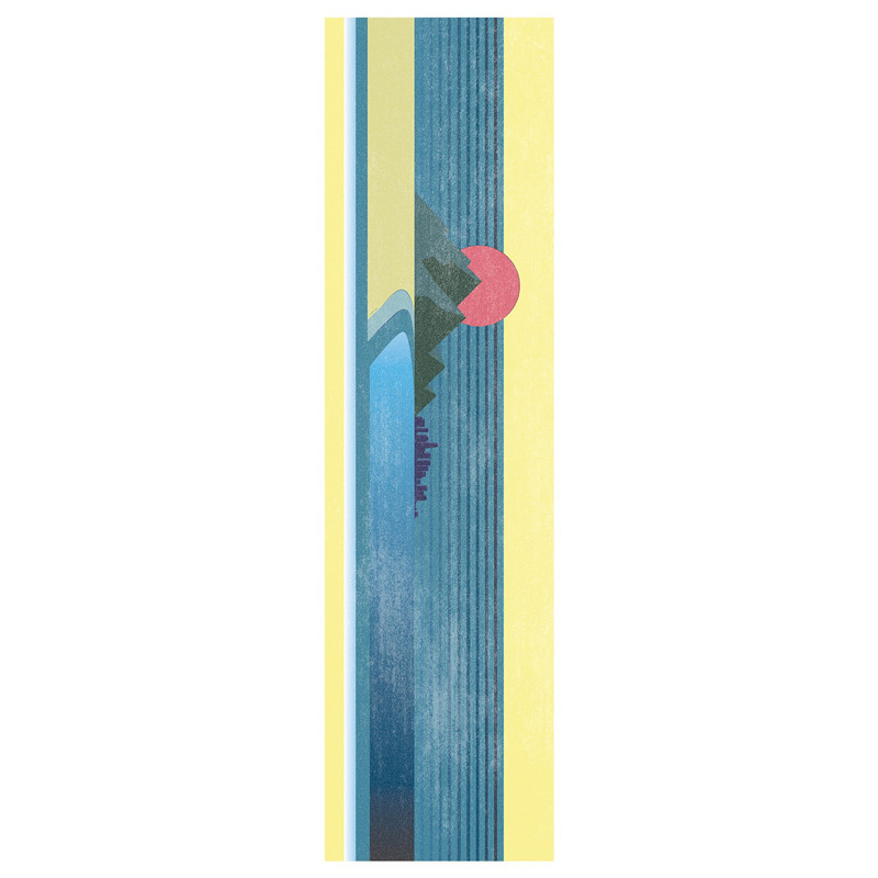 """Image 5 - Высоко Качественные детали скейтборда наждачная бумага 9 """"x 33"""" карбид кремния Противоскользящий Антискользящая лента для Скейтборда для Fishboard двойным рокером палуба скутер-in Скейтборд from Спорт и развлечения"""