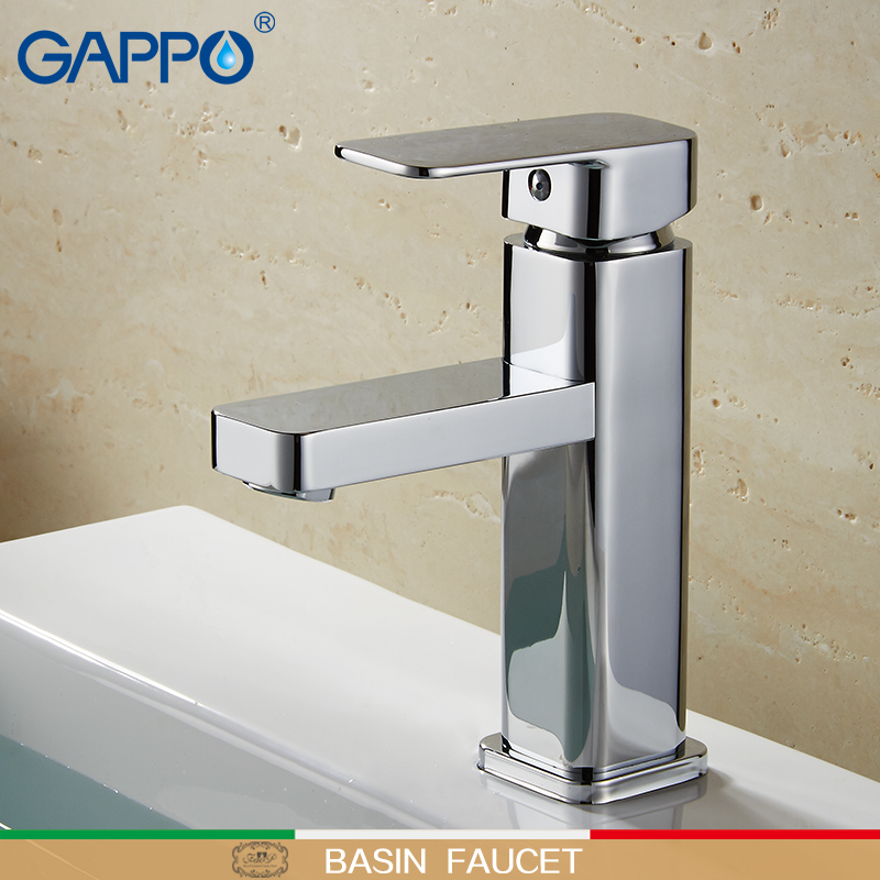 GAPPO Basin Faucet bath tap waterfall bathroom mixer shower faucets bathroom water Deck Mounted sink faucet gappo 1set brass chrome deck mounted bath basin water faucet mixer bathroom sink mixer tap hot and cold waterfall grifo g1008