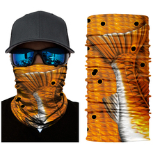 Outdoor Sport Light Bandanas Magic Scarf for Fishing Lure / Fly Fishing Head Cover Wind UV proof Head Band