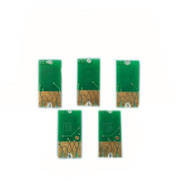 5pcs Compatible Chip for Epson pro 7700 9700 7710 9710 printer модные футболки