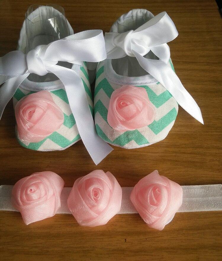 Infant-Crib-Shoes-Diamond-Headbands-Setlittle-girl-baby-walkerInfant-Girl-Shoes-BrandNon-Slip-Baby-Ballerina-Slipper-3