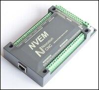 5 Axis CNC 200KHZ ETHNET Internet Mach3 Card Stepper motor Controller Board PWM NVME