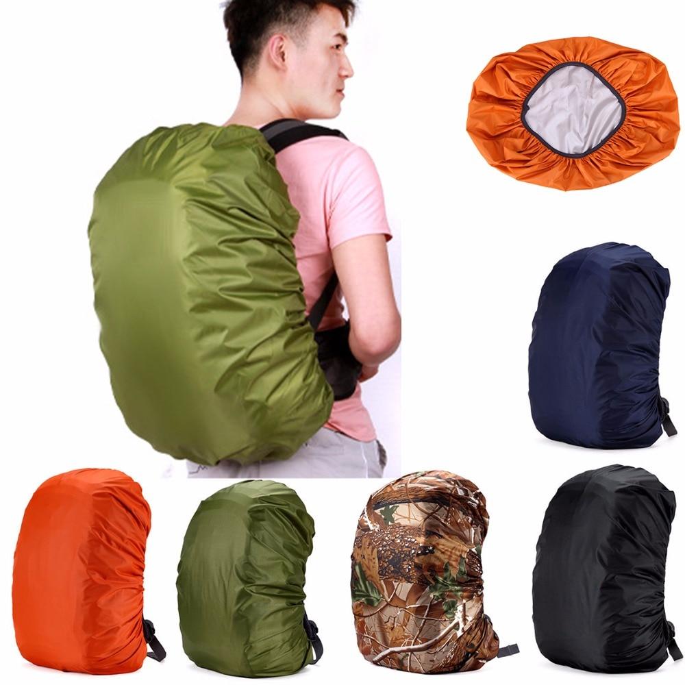 3 Sizes Waterproof Dust Rain Travel Hiking Backpack Camping Rucksack Bag BIN