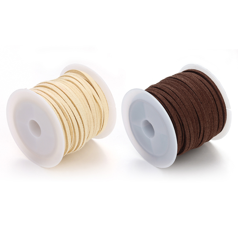 fontb5-b-font-yard-roll-mulit-colors-27mm-flat-faux-suede-cord-korean-black-velvet-leather-rope-thre