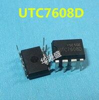 10PCS UTC7608D UTC7608 YW DIP8 Power management chip qualität assurance Integrierte Schaltkreise Elektronische Bauelemente und Systeme -