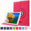 Rotating Stand PU Leather Case for IPad Pro Case 12.9 Inch Protective Cover + Screen Film+Stylus Pen