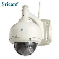 SRICAM SP015 Onvif Wireless IP Camera Wifi H.264 720P Night Vision Camera Waterproof IP66 Surveillance Camera for Home
