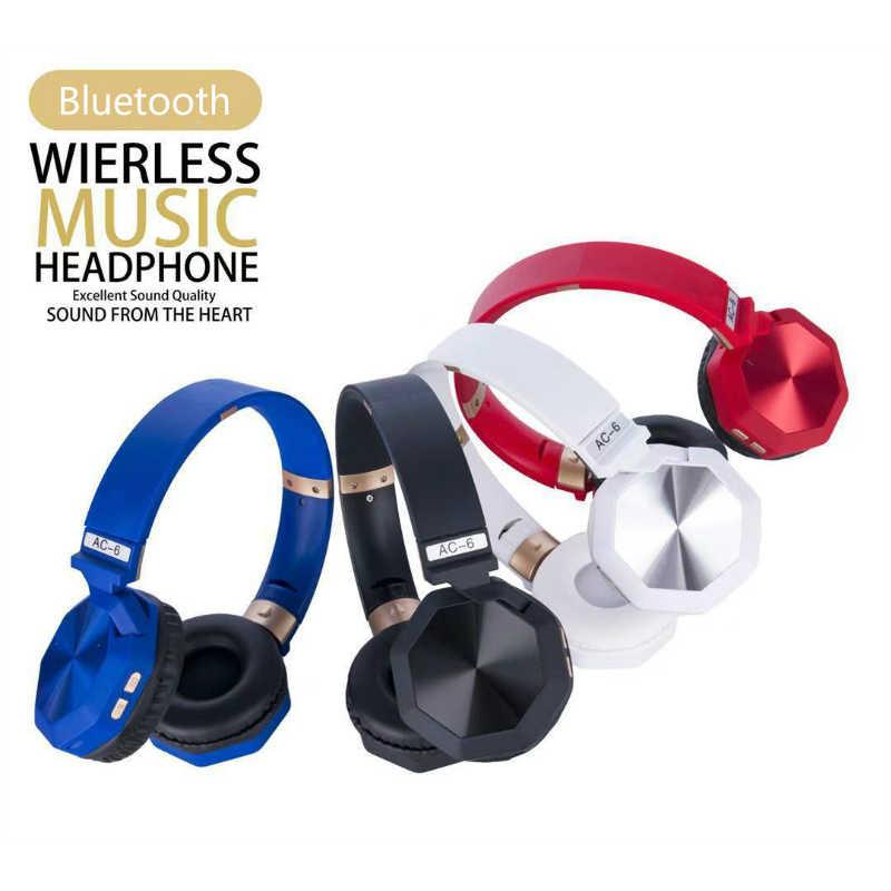 Versione 4.2 Bluetooth Cuffie con Microfono A Cancellazione di Rumore  Auricolare Senza Fili per Lo Sport 32a823b1765e