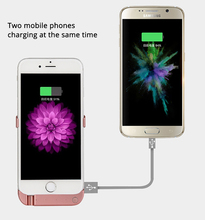 Battery Charger Power Bank Case 10000mAh For iPhone 5S 6 6s 7 6plus 7plus