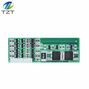 Image 4 - 4S 8A Polymer Li ion Lithium Battery Charger Protection Board For 4 Serial 4pcs 3.7 Li ion Charging Protect Module BMS