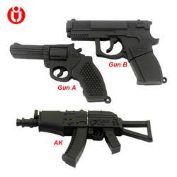 Пистолет Модель Флеш накопитель USB 4 ГБ/8 ГБ/16 ГБ/32 ГБ/64 ГБ USB2.0 пистолет Флешка Memory Stick Флеш накопитель карту флэш-памяти с интерфейсом usb