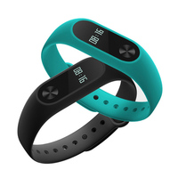 Original Xiaomi Mi Band 2 MiBand 2 Smart Heart Rate Fitness Wristband Bracelet Tracker OLED Display
