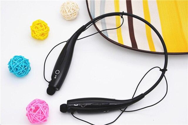 With Mic Bass Earphone for iphone xiaomi Mobile Phone  Wireless Bluetooth Headset Sports Bluetooth Earphones Headphone