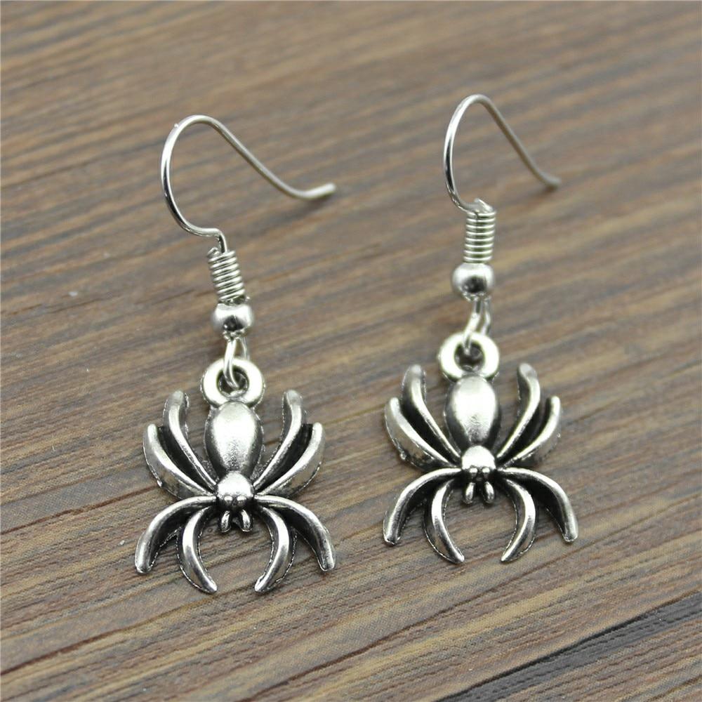 WYSIWYG Fashion Handmade Simple Design Spider Drop ...