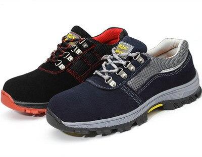 Anti-smashing shoes, wear-resistant anti-slip work shoes, anti-smashing safety shoes, safety shoesAnti-smashing shoes, wear-resistant anti-slip work shoes, anti-smashing safety shoes, safety shoes