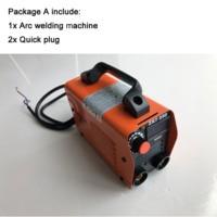 RU delivery 250A 110 250V Compact Mini MMA Welder Inverter ARC Welding Machine Stick Welder