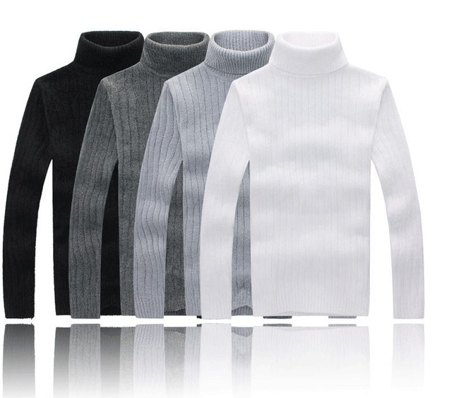 17d2c2b8d 2013 autumn and winter men s knitted sweater male sweater turtleneck ...
