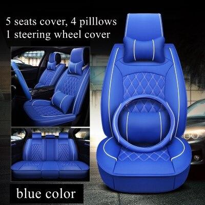 MAX SPORTS BLUE FULL SET TO FIT A SUZUKI SPLASH CAR SEAT COVERS
