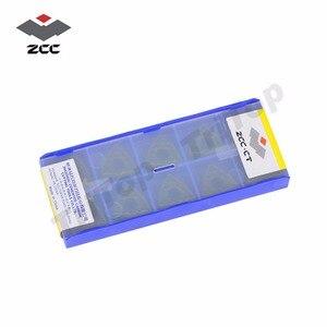 Image 5 - WNMG080408 PM YBC252 karbür cnc dönüm ekleme WNMG TIPI WNMG080408 ZCC. CT DÖNÜM ARACı WNMG432 yarı finiş çelik