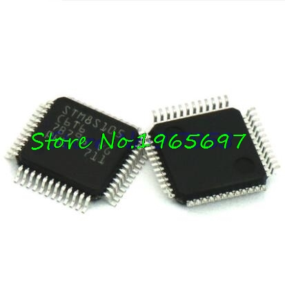 1pcs/lots STM8S105C6T6 STM8S105 TQFP-48 New Original In Stock