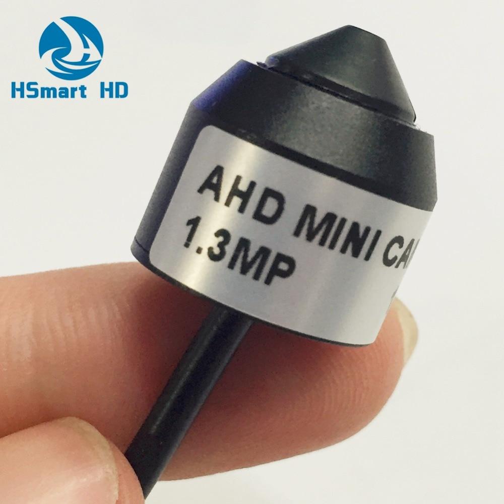 imágenes para Nuevo Mini 1.3MP AHD 960 P HD 3.7mm lente de Interior de la Cámara De Seguridad CCTV HD 720 P/1080 P AHD DVR