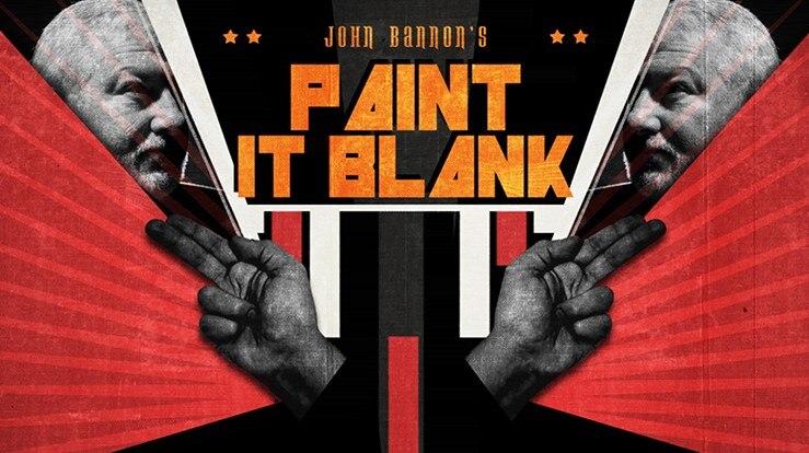 Paint It Blank By John Bannon Magic Tricks