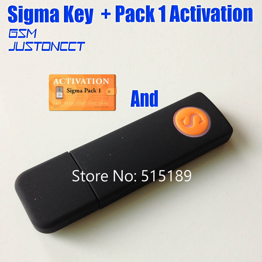 sigma key sigmakey dongle sigma key tool +pack1 for alcatel for