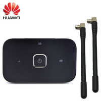 huawei unlocked 4g mifi router r216 Vodafone 4G LTE wifi Router with pair antenna dongle mobile hotspot wireless wifi router r216H