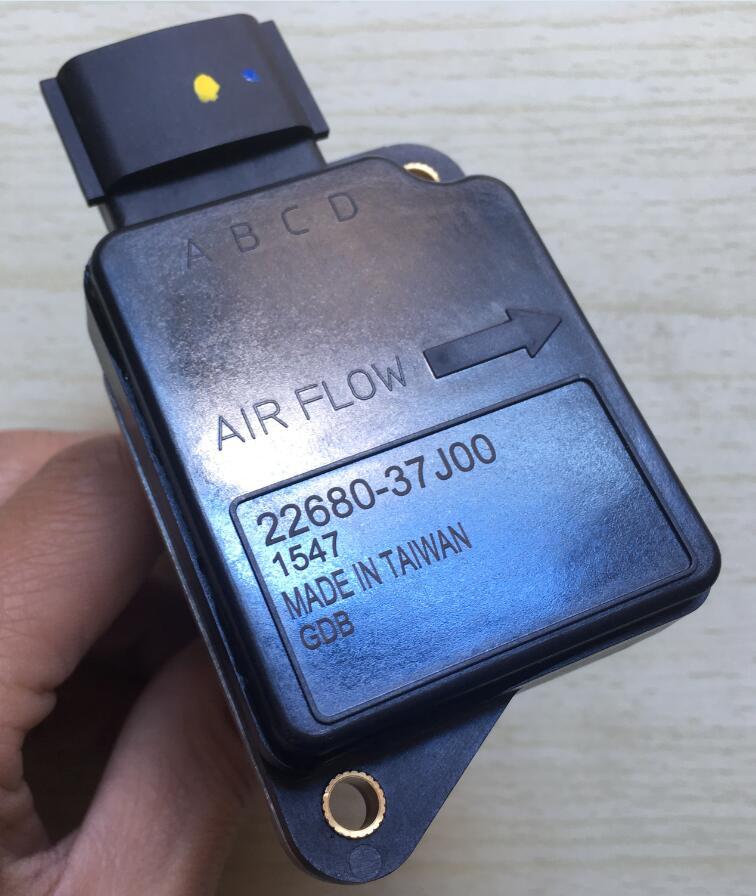 Taiwan brand new air flow meters 22680-37J00 AFH70-05 mass air flow sensors fit for nissan patrol Y60 TB42E 4.2L фонарь спутник afh 100 1watt