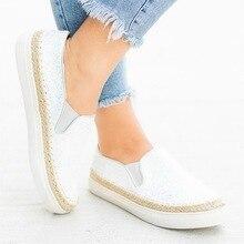 Loafer кроссовки кроссовки женские мелкие повседневная вулканизированные с низким вырезом Slip On