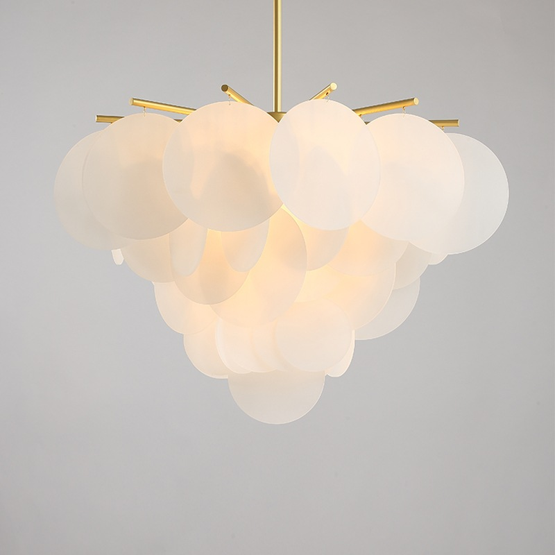 все цены на Modern hanging lighting LED suspended lamps nordic loft suspension luminaire home deco fixtures living room pendant lights