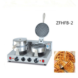 2016 the most practical commercial double waffle machine muffin machine waffle oven waffles maker