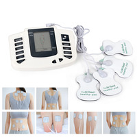 JR 309 New Electrical Stimulator Full Body Relax Muscle Slimming Therapy Massager Pulse Tens Acupuncture 20
