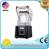 BPA Free 1 5L 1800W Commercial Blender Mixer Juicer Power Food Processor Smoothie Bar Fruit Electric