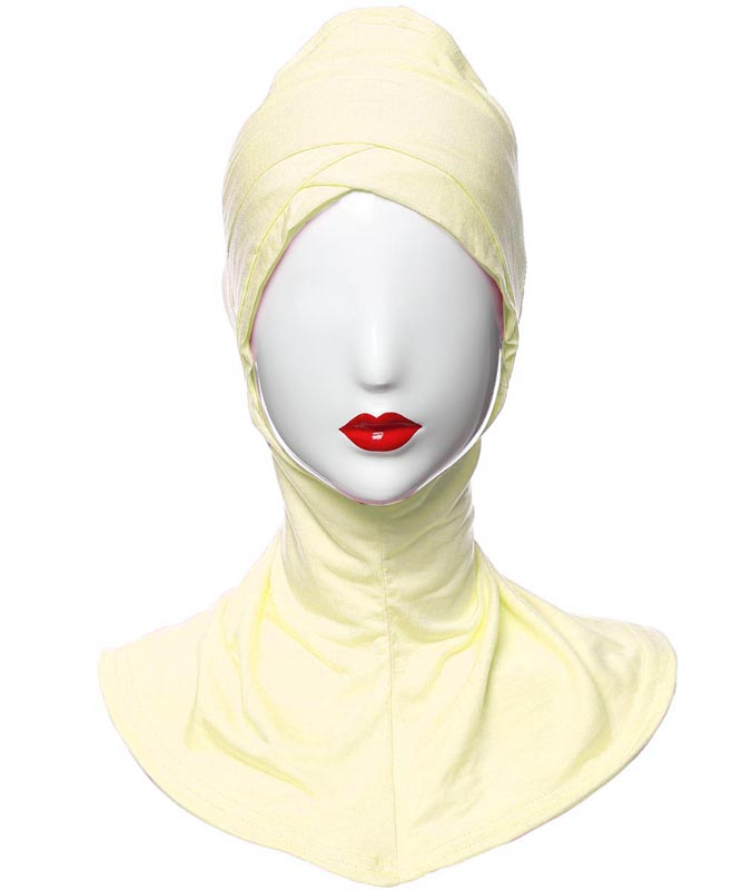20 colors Muslim Islamic Hijab Modal double Crossover Muslim Hijab Islamic Inner Caps Underscarf Sport Hats