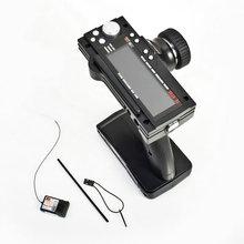 FS-GT3B 2.4G 3CH 2.4G 3CH RC Boat Control Gun Transmitter /w TX Receiver New Hot!