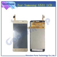 LCD Display For Samsung Galaxy Grand Prime G531 G531F SM G531F G531H Monitor LCD With Button