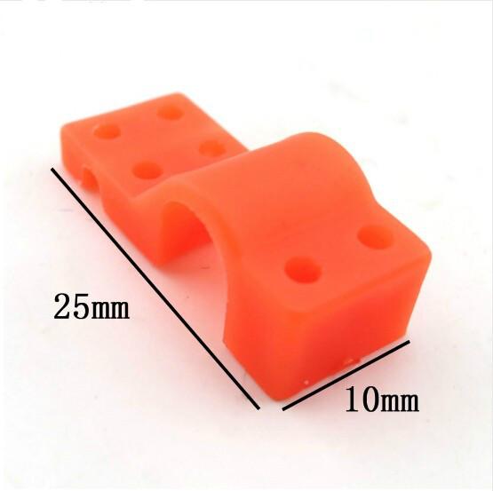 5pcs Feichao SLJ-7 Redution Coreless Motor Mount Holder DIY Drone Parts for 716 Motor Mount Holder Spare Parts image