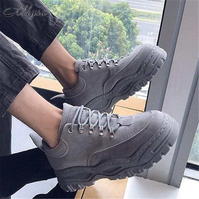 Mhysa Men's Shoes Spring Trend Korean-Version Autumn Comfortable-Wear Non-Slip And of