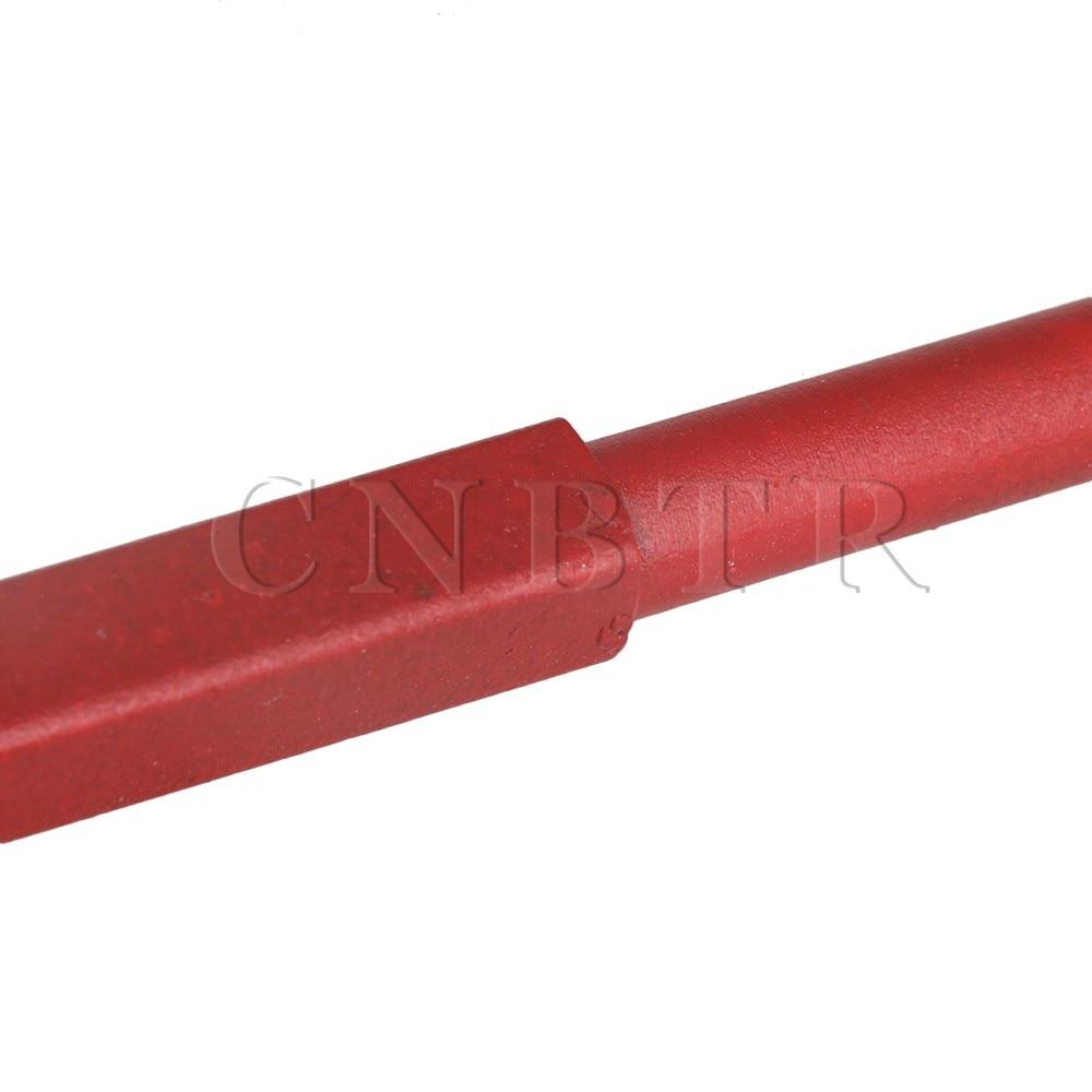 CNBTR piros 9db 8 x 8mm-es szárú vas esztergálószerszám-bit YG8 - Szerszámgépek és tartozékok - Fénykép 6