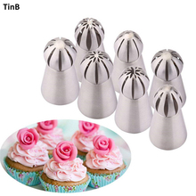 Russian Piping Tips 8 Pcs