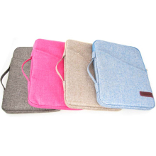 Shockproof Soft Cotton Pouch Bag for Apple Tablet